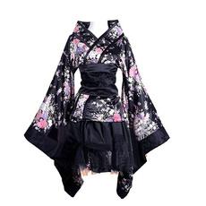 Plus Size, kimonocostume, Lace, plus size dress