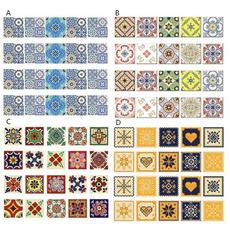 Traditional, Bathroom, Home Decor, Stickers