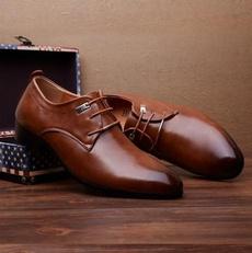 Men's Oxford Shoes Soft Leather Shoes Casual Flats Men Shoes