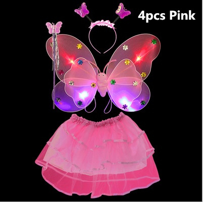 butterfly, stageperformancepropsclothing, led, Gifts