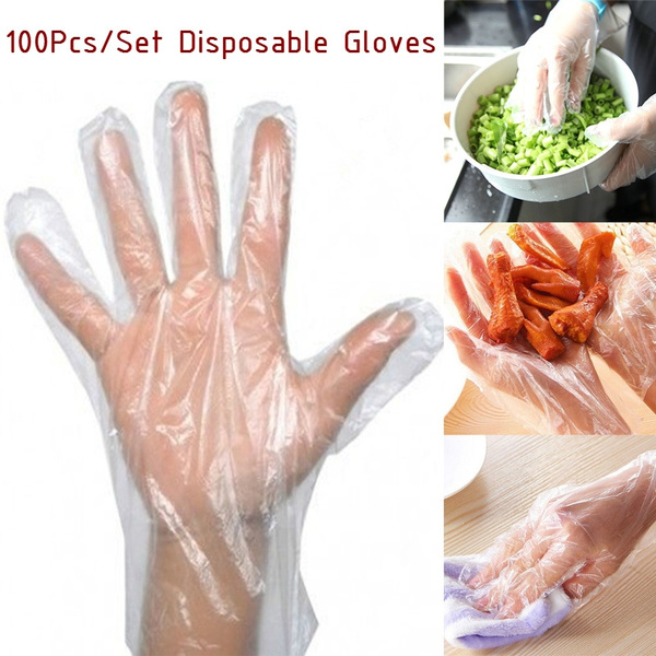 Home Supplies, disposablefoodglove, Gloves, clearfoodglove