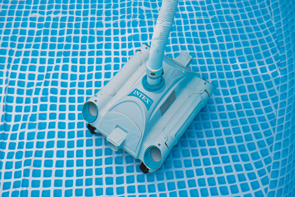 Intex Automatic Above Ground Swimming Pool Vacuum Cleaner | 28001E (For  Parts)