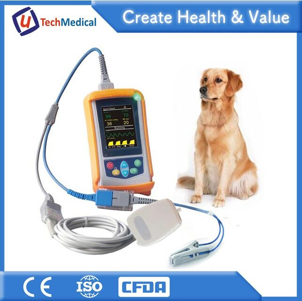 UT100VC Veterinary Patient Vital Signs Monitor with SpO2 and ETCO2 UTECH  Animals Medical Equipment Manufacturers from China