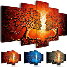 Fashion, art, canvaspainting, walldecoration
