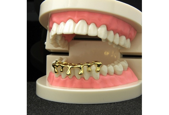Fabuleux Wish | gold grillz KD63