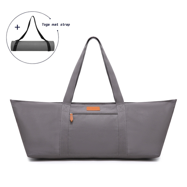 Elenture Extra Large Yoga Mat Bag Sports Gym Tote Pilates Bag Carry All Kit Bag Wish