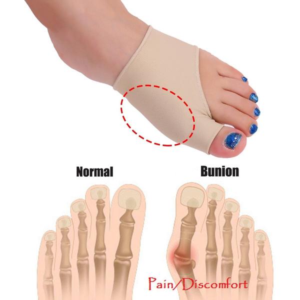 footpad, gelpad, Sleeve, footpainrelief