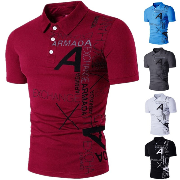 Mens T Shirt, Plus Size, Polo Shirts, Sports & Outdoors