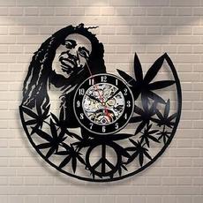 Home Decor, Clock, Home & Living, Wall Clock