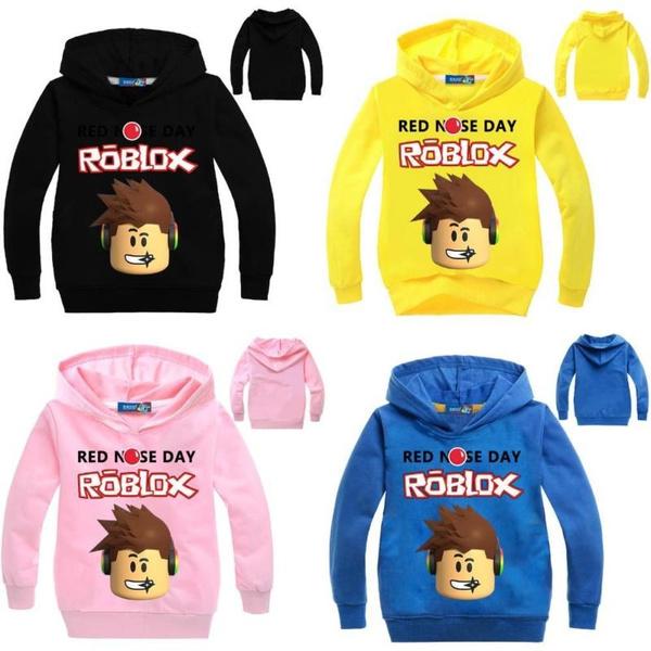 Mode Fur Jungen Kids Boys Long Sleeve Roblox Hoodies Casual