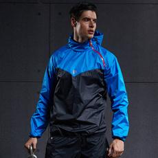 패션, Running, sweatshirtjacket, 소매