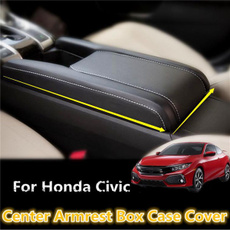Console, armrestcentercover, leather, Cars