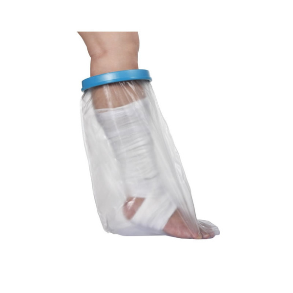 1PC Foot Burns Or Fractures Shower Cover Bathing Waterproof Protection