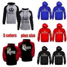 db2a772ea4f King Queen Hoodies