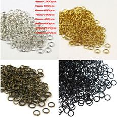 diyjewelry, jumpringssplitring, Jewelry, Metal