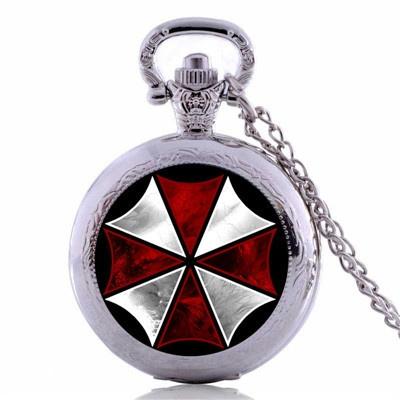 Wholesale Resident Evil Umbrella Corporation Necklace Pendant
