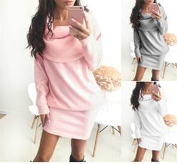 Fashion, sweater dress, Dresses, Dress