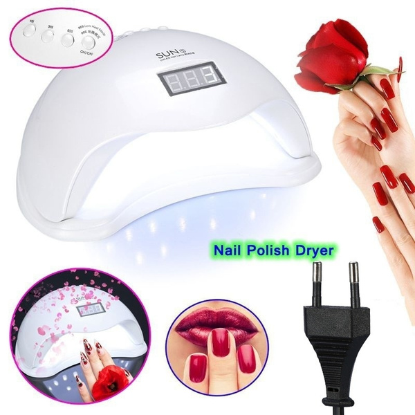 Wish Professional Sun5 48w Uv Lampe A Ongles Sechoir A Ongles