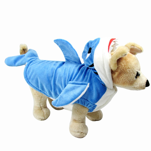 cute, Shark, Fashion, small dog costumes