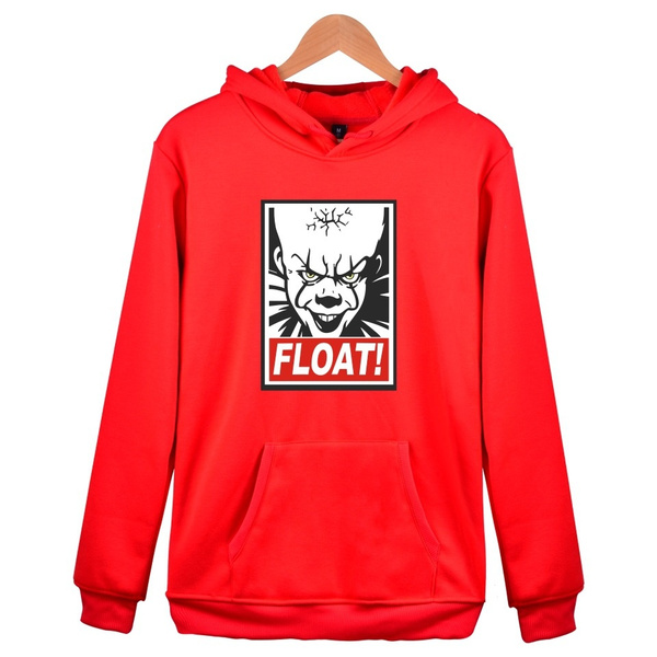 Wish   New Hoodie Joker Pennywise Cosplay Costumes Men 5 color Fashion Sweatshirts Casual Pullover Hip Hop  sc 1 st  Wish & Wish   New Hoodie Joker Pennywise Cosplay Costumes Men 5 color ...