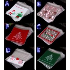 pouchbag, selfadhesivebag, Christmas, Gift Bags