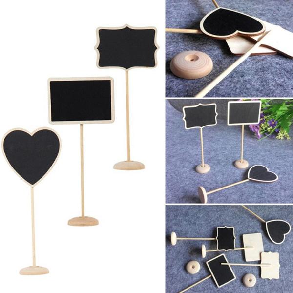 Mini, weddingblackboard, Wooden, woodenblackboard
