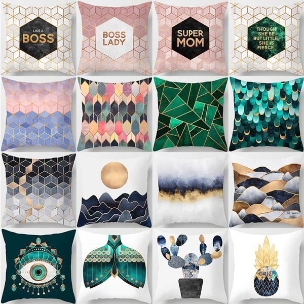 Home Decor, bedroompillow, sofapillowcover, Pillowcases
