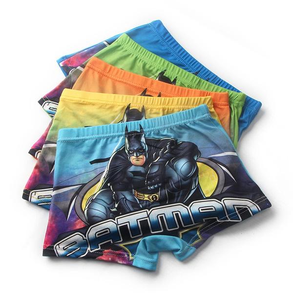 Underwear, Panties, batmanunderwear, pants