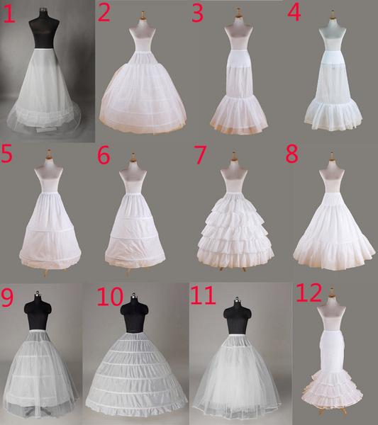 Vestiti Da Sposa Wish.Petticoat Sottogonna Sottoveste Da Sposa Vestito Da Sposa