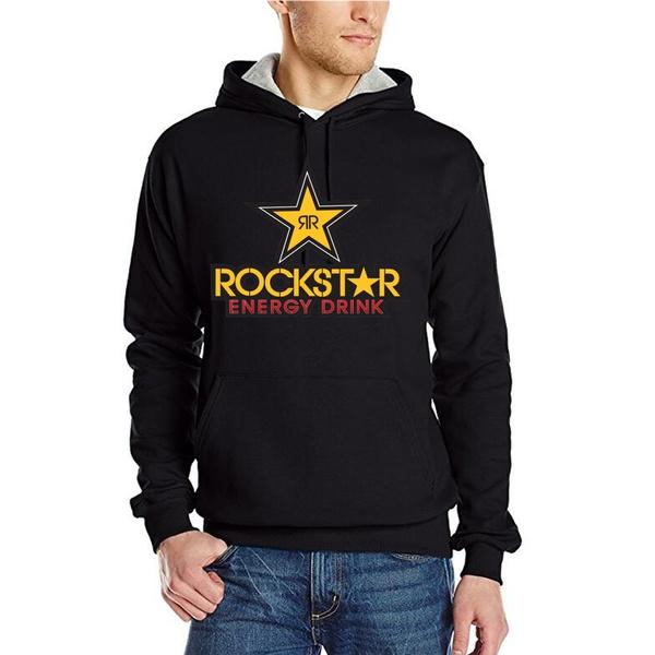 44555d11e Men's Sweatshirts Hip Hop Hoodie Fashion Clothing Pullover Hoody Diy ...
