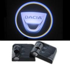 ghost, dacia, Laser, projector