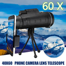 Hiking, Outdoor, Tripods, Telescope