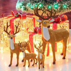 elk, Decoración de hogar, showcase, Deer
