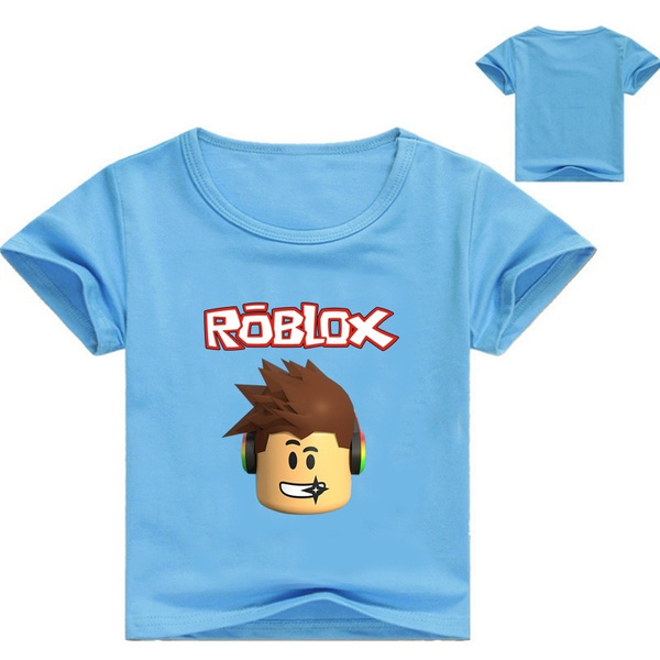 Wish 3 13y Summer Kids Boys Clothes Children T Shirt Girls Tops
