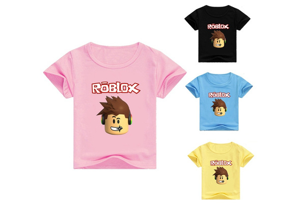 3 13y Summer Kids Boys Clothes Children T Shirt Girls Tops Tees