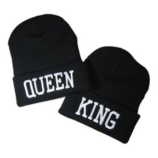 King, Beanie, Fashion, winter cap