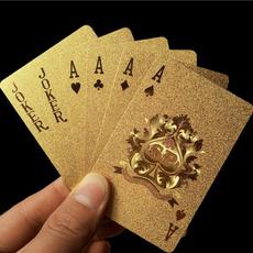 golden, Poker, Jewelry, gold