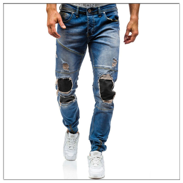 Homme Jeans Us Size 29 38 Brand Designer Slim Fit Ripped Jeans Men Hi Street Mens Distressed Denim Joggers Knee Holes Washed Destroyed Jeans Wish,Interior Design Small Apartment Ideas Space Saving
