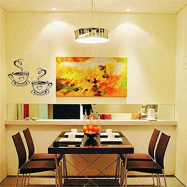 Wish   Decal Kitchen Restaurant Cafe Tea Wall Stickers Art Vinyl ...