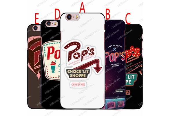 coque iphone 7 riverdale pops