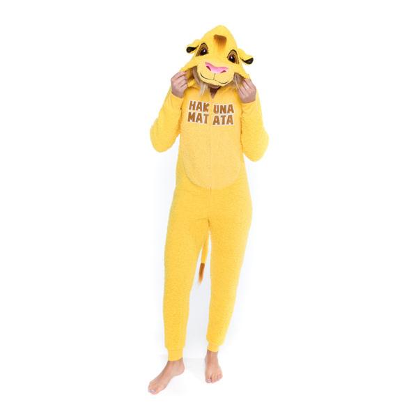 wish adult onesie pajamas womens juniors disney lion king hakuna matata union suits footie pjs christmas - Juniors Christmas Pajamas