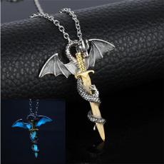 luminousnecklace, Jewelry, titanium, Necks