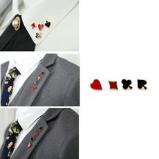 Heart, Poker, Fashion, Jewelry