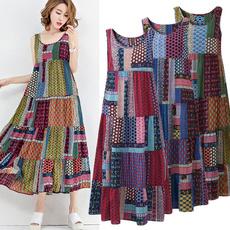sleeveless, Vest, Fashion, sundress
