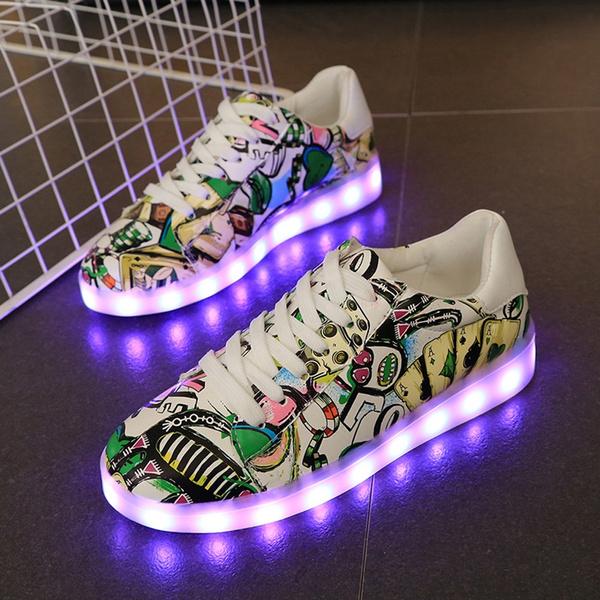 Super Wish   scarpe led VD73