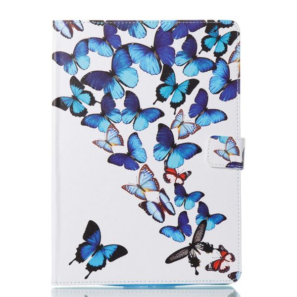 The Latest Painted pattern PU Leather Tablet Protective cover For: ipad  mini1/2/3/4,ipad2/3/4,ipad 5/ipad 6 9 7