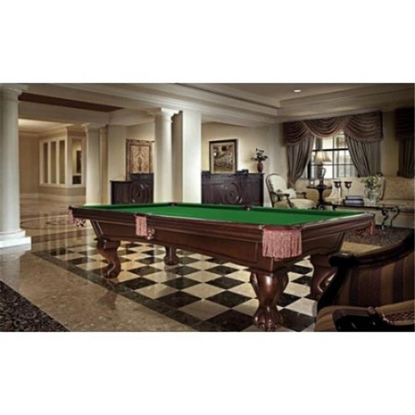 Wish Mr Billiard TBL Princeton Mahogany Table - Mr billiards pool table