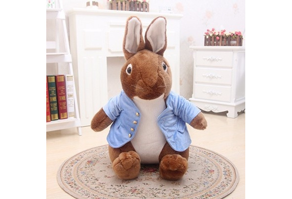 40cm Three Kinds Styles Creative Rabbit Plush Toy Doll Simulation Peter Rabbit Plush Toys Children Holiday Gifts Toys & Hobbies Stuffed & Plush Animals