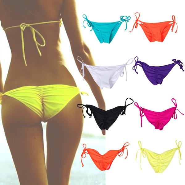 beach wear women, bathing suit, Brazilian Bikini bottom, sexy brazilian bikinis