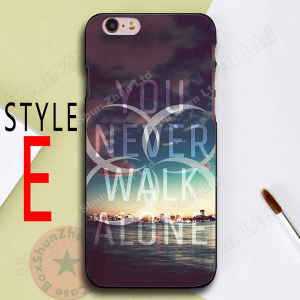 Wish Bts Phone Case Design Bts Logo Wallpaper Hard Plastics Case